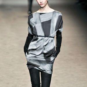 Stella McCartney Silk Mini Dress - FLAWED